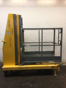 Bil jax Xlt 1571 Workforce Scissor Lift