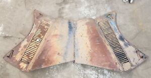 1937 37 Ford Pickup Truck Hood Shipping Included