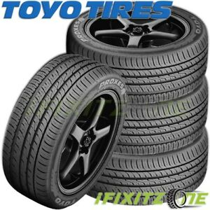 4 Toyo Proxes 4 Plus 235 45r17 97w Ultra High Performance All Season Tires