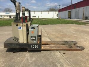 Crown 60pe 27 3 Electric Pallet Jack