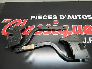 1971 1972 1973 Mustang Cougar Coupe Convertible Trunk Hinge Nos Pair