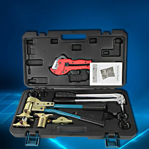 Pex 1632 Ppr Clamping Tools Plumbing System Tool Sets 16 32mm Press Durable Usa