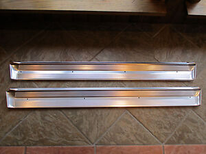 1965 1966 1967 1968 Chrysler 300 2 Door And Convertible Sill Plates