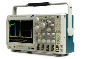 Tektronix Mdo3104 New 1 Ghz 4 Channel Mixed Domain Oscilloscope