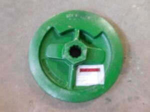 John Deere 70 Early 720 Diesel Tractor Repro Taperlock Flywheel F1913r 00708