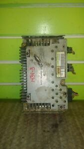 98 Ford Mustang 3 8l At Coupe Factory Radio Stereo Amplifier Amp Oem 1434 3