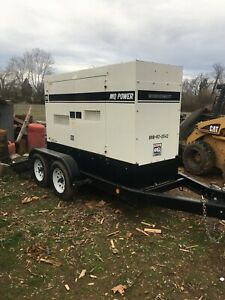 Multiquip Whisperwatt Dca70ss 2015 Model Genset Super Quiet