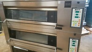 Doyon 2t2 Deck Oven With Proofer