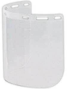 Gateway Safety G654 Clear Polycarbonate Face Shield 25 Pack