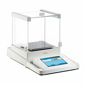 Sartorius Corporation Msa623s100de 620 G X 1 Mg Cubis Balance Precision Isocal