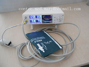 Cms5000 Icu Patient Monitor Vital Signs Monitor Nibp spo2 pulse Rate promotion
