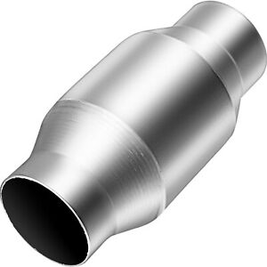 3 Universal High Flow Stainless Cat Catalytic Converter 59959