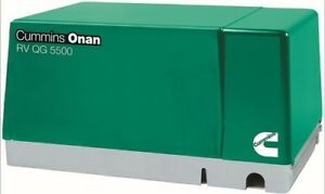Cummins Onan 5 5hgjab 1119 Lp Includes Free Shipping control Panel And Harness