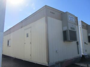Used 2008 2460 Doublewide Mobile Office Trailer S 1829 30 Kc