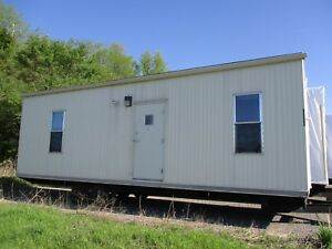Used 2012 2034 Doublewide Mobile Office Building Serial 038284 5 Kc
