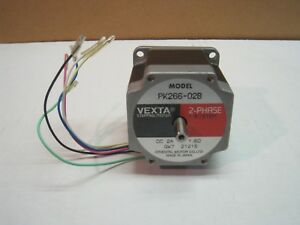 Vexta 2 phase Stepping Motor