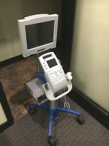 Sonosite 180 Plus Portable Ultrasound With Auxiliary Accessories