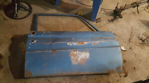 1964 1965 Ford Falcon Mercury Comet Post Coupe Right Door Free U S Shipping