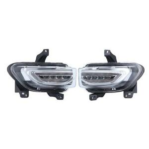 Switchback Led Daytime Running Drl Turn Signal Lights For Jeep Renegade 15 18