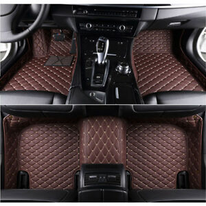 For Honda Accord Car Floor Mats Carpets Auto Mats 2004 2019 Car Mats