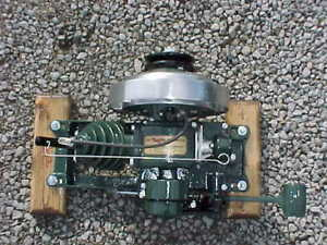 Restored 1929 Maytag Model 92 Engine Motor Hit Miss Wringer Washer Vintage