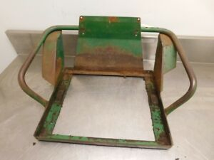 John Deere 1010 Utility Tractor Seat Frame At13769 13462