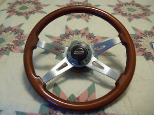 Grant Collector Edition Steering Wheel With Adapter