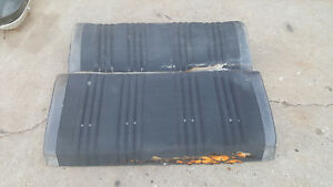 1968 69 70 Chevy Impala Coupe Rear Seat Bel Air Biscayne Caprice Free Us Shippin