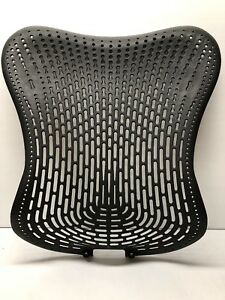 Herman Miller Mirra Chair Replacement Back Graphite black