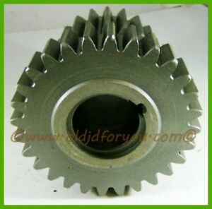 F2192r John Deere 70 Countershaft Cluster Gear Media Blasted Usa Made