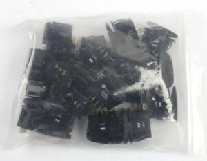 Sci Three position Rocker Switch On off on Part R13 271 lot Of 20