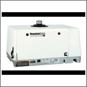 Cummins Onan 7 0hgjae 6758 7000 Watt Commercial Mobile Quiet Gas Generator