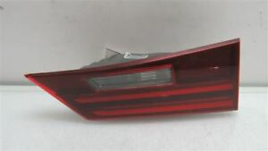 Lexus Is350 Is200t Is300 Is350 Tail Light Led Lid Mount Right Oem 2014 2015 2016