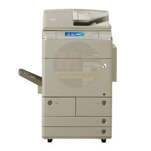 Canon Imagerunner Advance C7270 Color Mfp Laser Printer Copier Scanner 70 Ppm A3