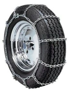 New Usa Limited Clearance Snow Tire Chains P215 75r16 P225 75r15 2