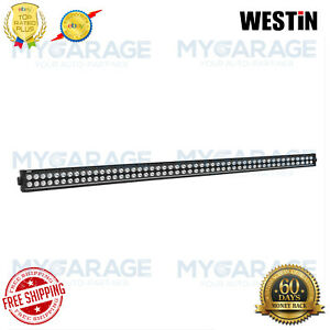 Westin For Automotive B Force 50 300w Dual Combo Beam Light Bar 09 12212 100c