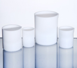 Ptfe Teflon Measuring Beaker Cup Labware For Chemistry Biology Lab 30 1000ml N9