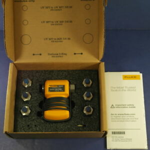New Fluke 750p27 Pressure Module Original Box Range 300psig 2000kpa 20 Bar