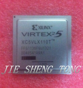 1pcs Xc5vlx110t2ffg1136i Fpga Virtex 5 Lxt Family 110592 Cells 65nm cmos Techn