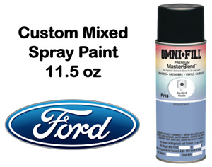 2014 Ford Colors Custom Mixed Automotive Touch Up Spray Paint 11 5oz
