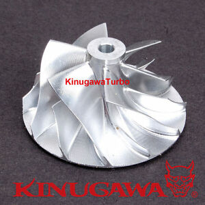 Billet Turbo Compressor Wheel Garrett T04b 409179 0023 Trim 55 51 6 70 Mm 6 6