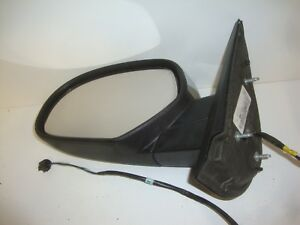 07 13 Chevy Silverado Tahoe Gmc Sierra Truck Left Side Power Door Mirror Oem