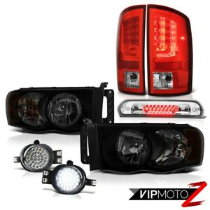 2002 2005 Dodge Ram 1500 St Rear Brake Lamps Headlamps Foglights 3rd Lamp Smd