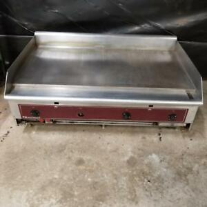 Southbend Hdg 48 48 Natural Gas Griddle