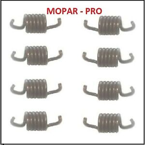 1960 1961 1962 Chrysler Brake Return Springs Mopar C Body Imperial Polara 300
