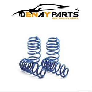 For 2011 2014 Ford Mustang Super Sport And Rear Lowering Coil Springs