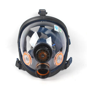 St s100 2 Gas Mask Full Facepiece Reusable Chemical Respirator High Quality