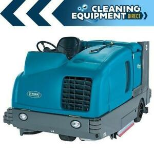 Tennant M30 Cylndrical Sweeper Scrubber Refurbished