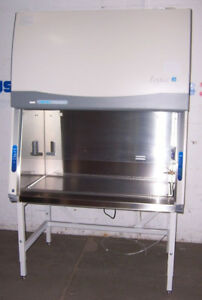 10478 Labconco 3440000 Class 11 Type A2 Biosafety Cabinet Hood 4ft