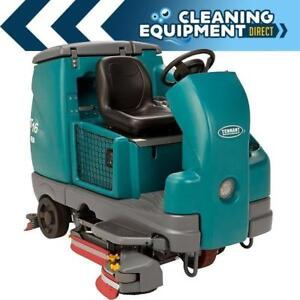 Tennant T16 36 Cylindrical Rider Scrubber Refurbished